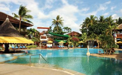 Dynasty Resort Pool.